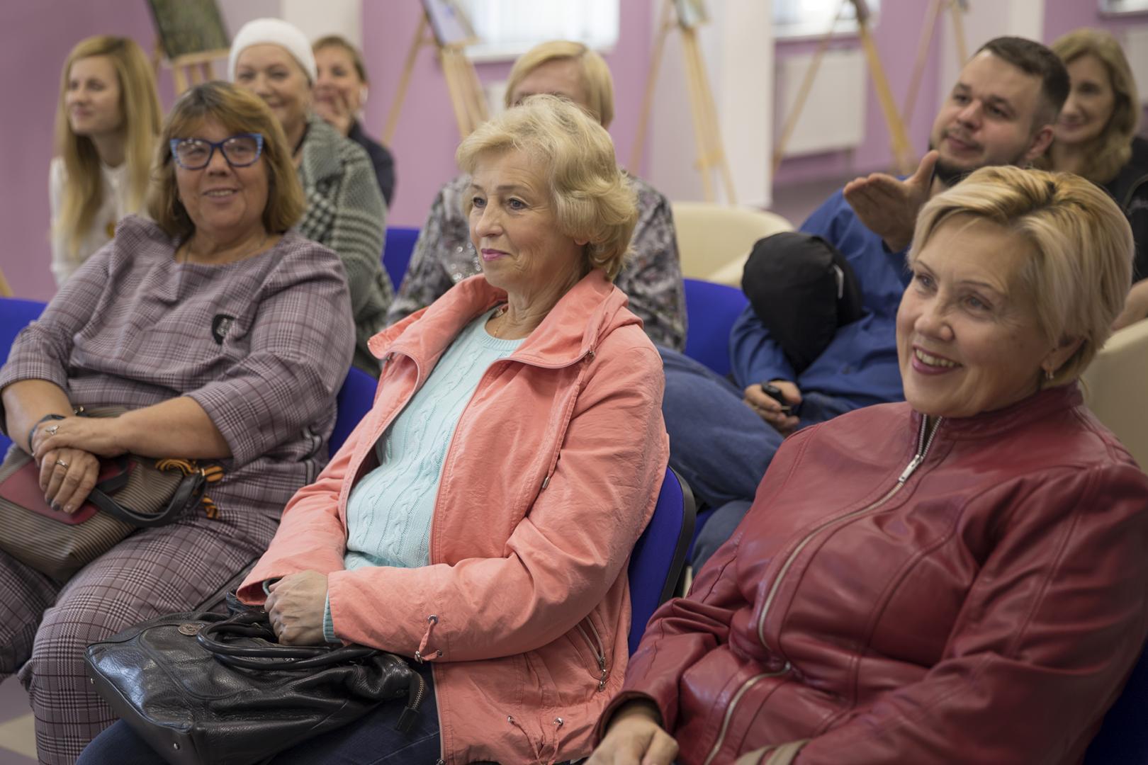 В Солнечногорске открылась выставка, в рамках экологического проекта Фонда «Родная земля»
