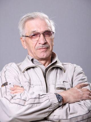 МАКСЯШИН АЛЕКСАНДР СЕМЁНОВИЧ - Хранитель народных художественных промыслов Свердловской области
