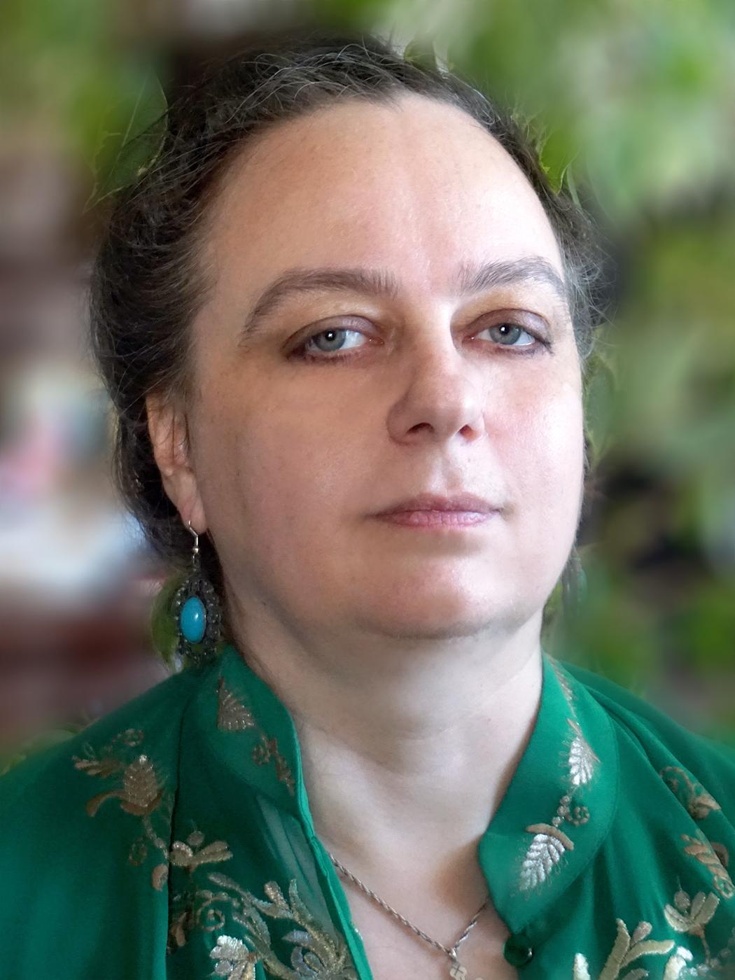ЛЕЛЕЕВА ЕКАТЕРИНА - Редактор