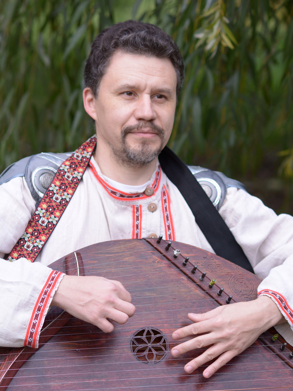 БОГОМИЛОВ КИРИЛЛ ЮРЬЕВИЧ - Гусляр, композитор